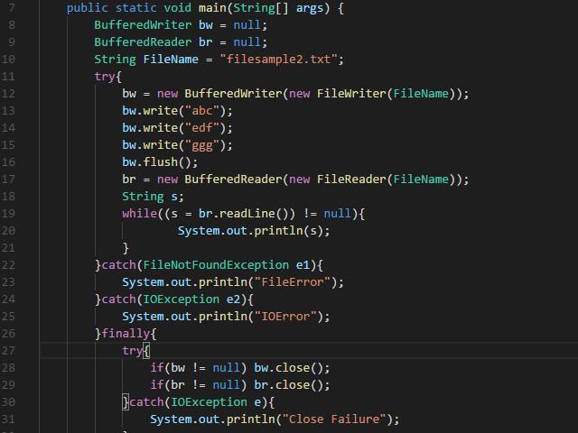 Javaプログラマーにおすすめするテキストエディタ